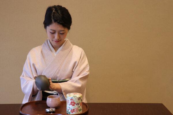 日本茶を知る